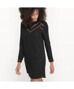 SUD EXPRESS   Платье С Геометрическими Вырезами.