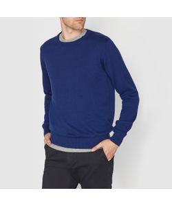 R essentiel | Пуловер С Круглым Вырезом 100 Хлопка