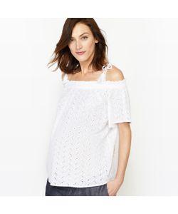 R essentiel | Блузка Для Периода Беременности С Открытыми Плечами