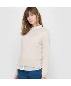 R studio | Пуловер С Круглым Вырезом Из Кашемира