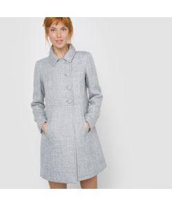 MADEMOISELLE R | Пальто Приталенное Из Рельефного Материала