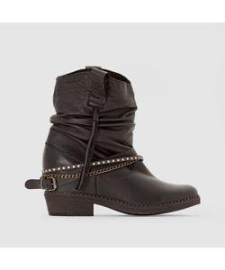 Coolway | Ботинки Кожаные С Эффектом Гармошки Birk