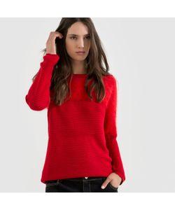 Molly Bracken | Пуловер С Круглым Вырезом И Пушистым Верхом
