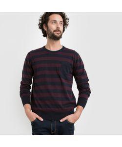 R édition | Пуловер С Круглым Вырезом В Полоску