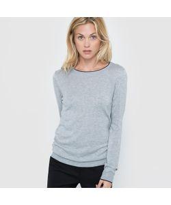 R essentiel | Пуловер С Круглым Вырезом Из Смешанной Ткани С Шерстью