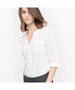SUD EXPRESS   Рубашка Без Воротника.