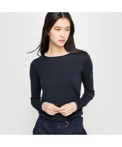 R essentiel | Пуловер 100 Хлопка С Круглым Вырезом