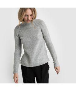R édition | Пуловер С Воротником-Стойкой