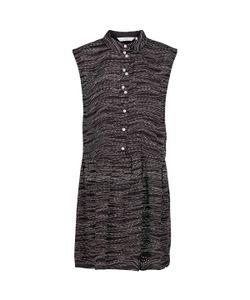 Numph | Платье-Рубашка С Рисунком Без Рукавов