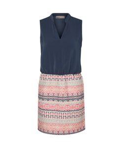Vero Moda | Платье Из Двух Материалов Без Рукавов