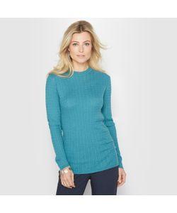 ANNE WEYBURN | Пуловер С Круглым Вырезом 10 Шерсти