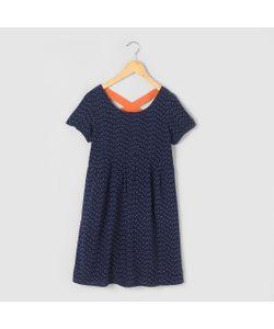 R pop | Платье С Рисунком С Короткими Рукавами 10-16 Лет
