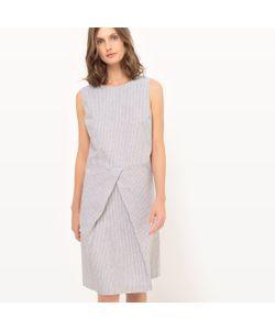 R essentiel | Платье В Полоску Без Рукавов Из Льна