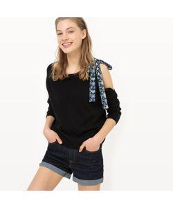 Vero Moda | Пуловер С Вырезом-Лодочкой И Застежкой На Плече