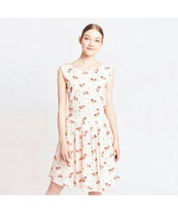 MIGLE+ME | Платье С Рисунком Без Рукавов