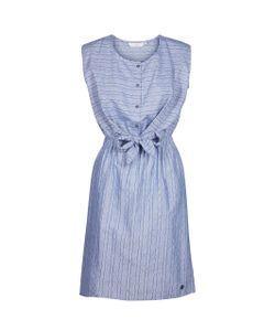 Numph | Платье Хлопковое С Эластичным Поясом Без Рукавов