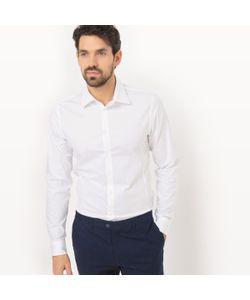 R essentiel | Рубашка С Длинными Рукавами Покрой Супер Узкий