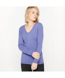 ANNE WEYBURN | Пуловер С V-Образным Вырезом 100 Кашемир