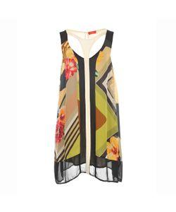 Rene Derhy | Платье Без Рукавов С Принтом