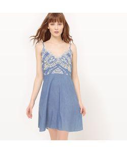 Molly Bracken | Платье С Тонкими Бретелями Из Кружева