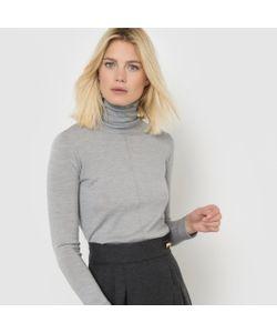 R essentiel | Пуловер-Водолазка Из 100 Шерсти Мериноса