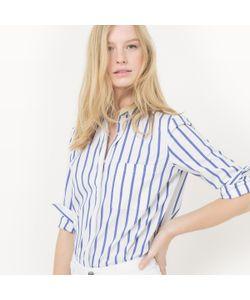 R essentiel | Рубашка Прямая Из Хлопка