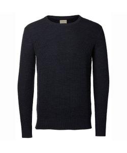 Selected | Пуловер New Vince Bubble Из Оригинального Трикотажа
