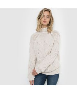 R studio | Пуловер Вязка Косичка