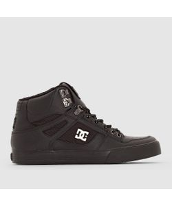 Dcshoes | Кеды Высокие Dc Shoes Spartan High Wc M Shoe Bk3
