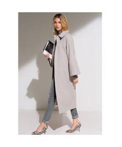 LAURA CLEMENT | Пальто Длинное 80 Шерсти