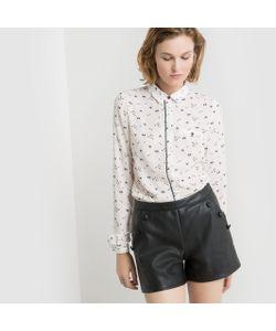 MADEMOISELLE R | Рубашка С Длинными Рукавами И Рисунком Лис