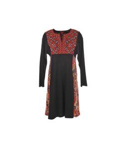 Rene Derhy | Платье Satiete С Принтом И Вышивкой
