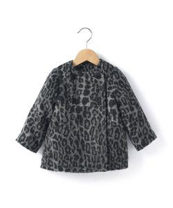 R baby | Пальто На Подкладке Из Искусственного Меха