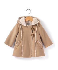 R baby | Пальто На Подкладке Из Шерпы