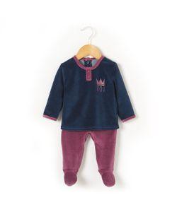 R baby | Пижама Из Велюра