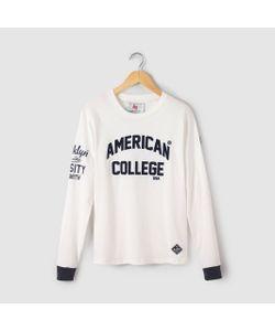 American College   Футболка С Длинными Рукавами И Принтом 10-16 Лет
