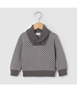 R mini | Пуловер Жаккардовый 1 Мес. 3 Года