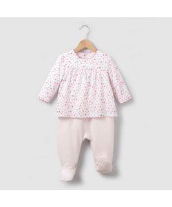 R mini | Пижама Велюровая С Эффектом 2 В 1 0 Месяцев 3