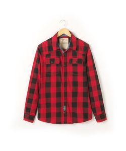 R teens | Рубашка С Длинными Рукавами В Клетку На 10-16 Лет