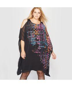 CASTALUNA | Платье Без Рукавов С Рисунком