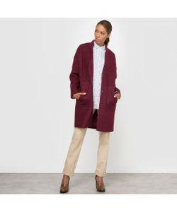 R essentiel | Пальто Средней Длины 40 Шерсти