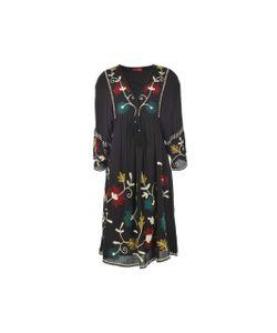 Rene Derhy   Платье С Вышивкой Saga