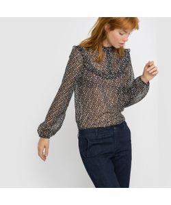 MADEMOISELLE R | Блуза Муслиновая С Рисунком Цветы