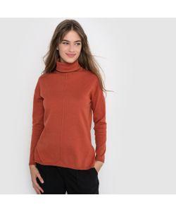 R édition | Пуловер С Воротником С Отворотом Из Хлопка И Кашемира