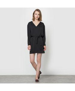 Les petites bombes | Платье С Длинными Рукавами И V-Образным Вырезом