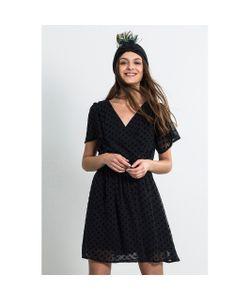 Compania Fantastica | Платье Из Вышитой Вуали Pois Dress