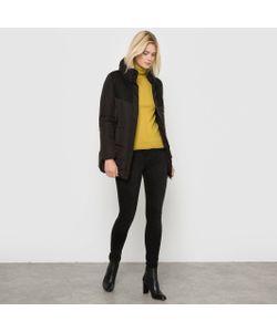 R essentiel | Стеганая Куртка Из Двух Материалов