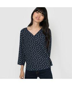Vero Moda | Блузка С Длинными Рукавами И V-Образным Вырезом Vmscissor