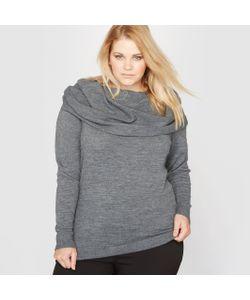 CASTALUNA | Пуловер С Воротником Со Складками