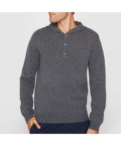 R essentiel | Пуловер С Капюшоном Из Шерсти Ягненка